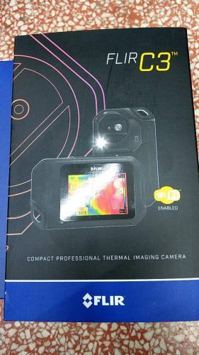 FLIR C3 紅外線熱顯影像儀 掌上型熱顯像儀 WIFI版 水電抓漏水(熱顯影像)測溫槍