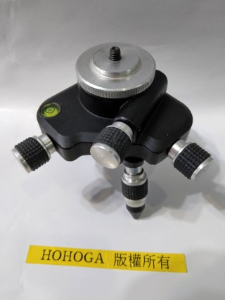 PLS3 適用兩分牙微調基座/磁鐵壁架/腳架